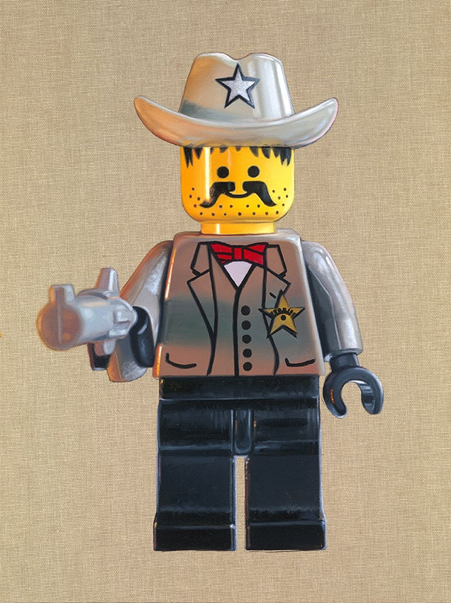 Image of Sheriff // Limited Edition Print