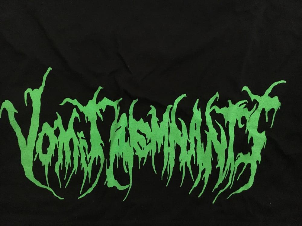 VOMIT REMNANTS  - Embryo T-Shirt