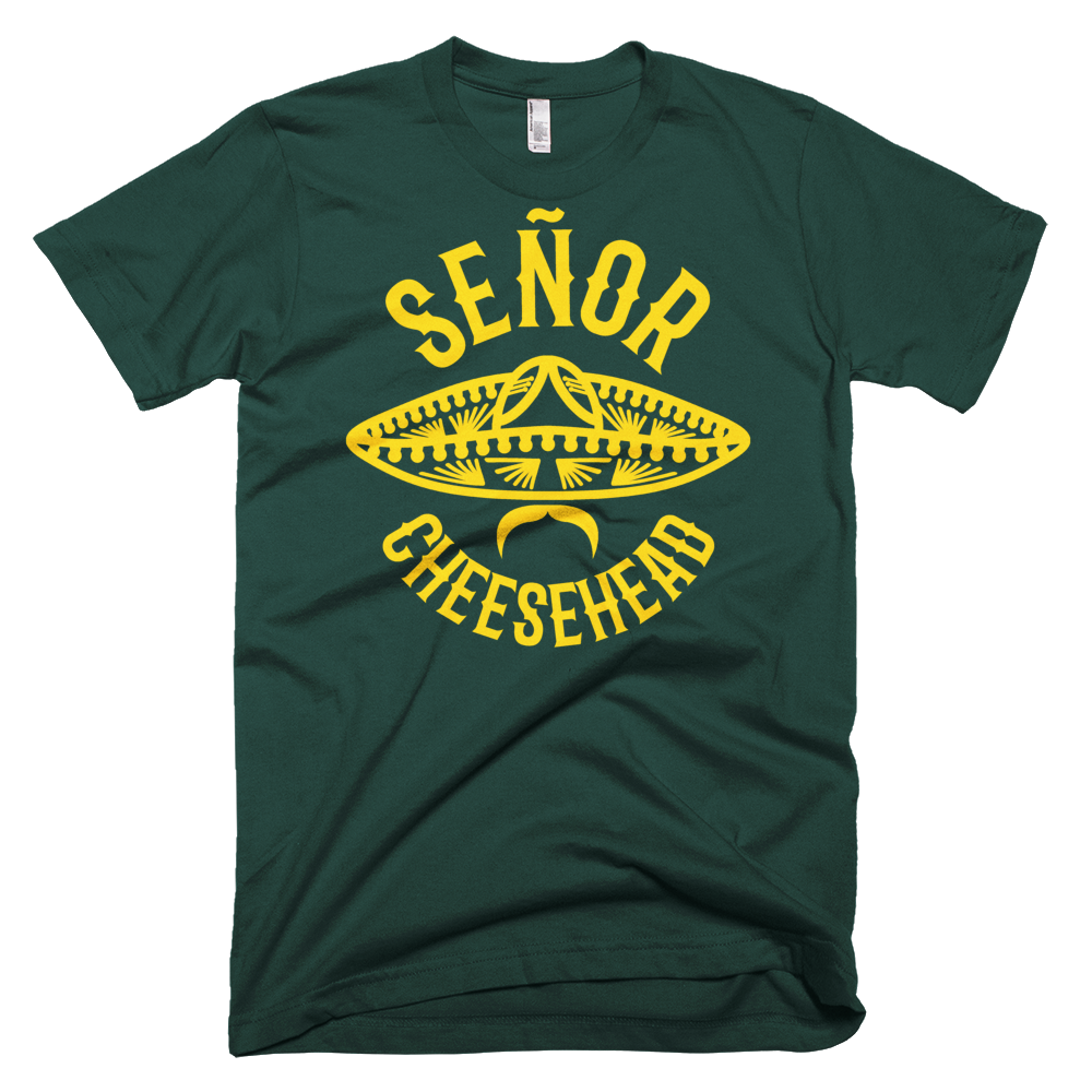 Image of Señor Cheesehead  T