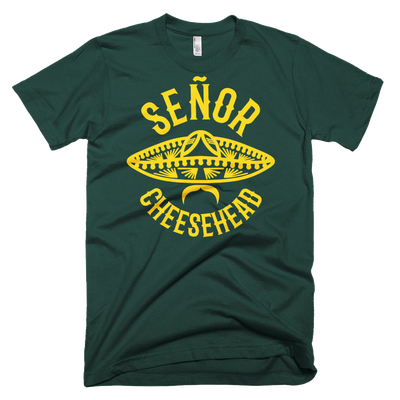 Image of SEÑOR CHEESEHEAD LOGO T