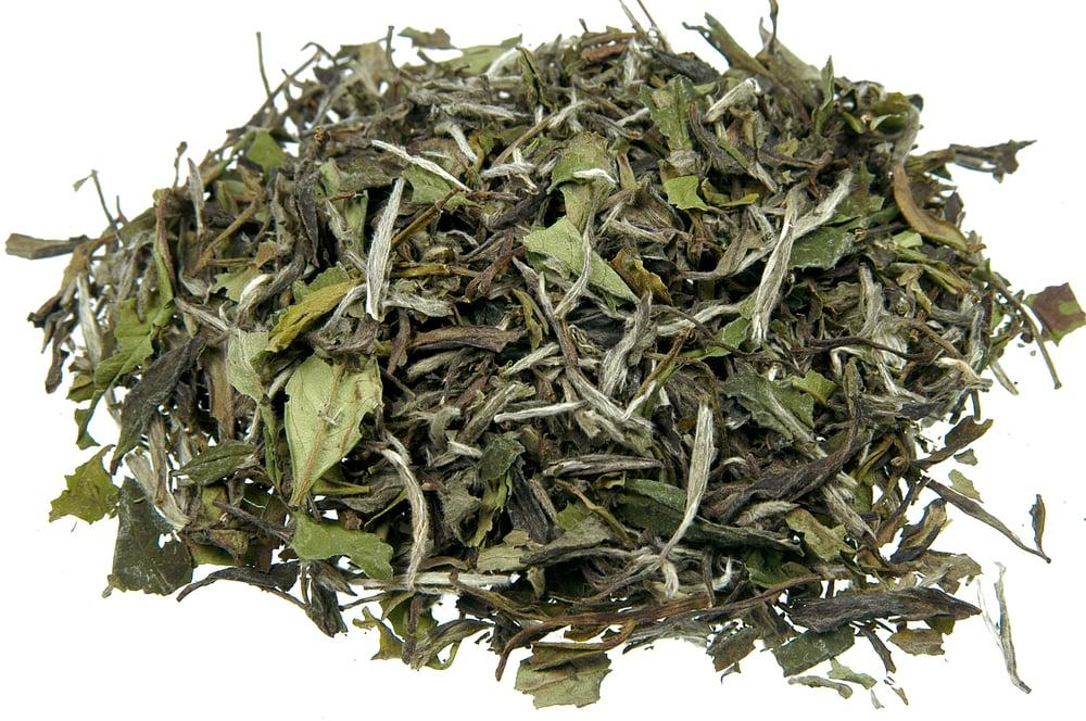 Image of Bio Weisser Tee China Pai Mu Tan  ( DE-ÖKO-037 )