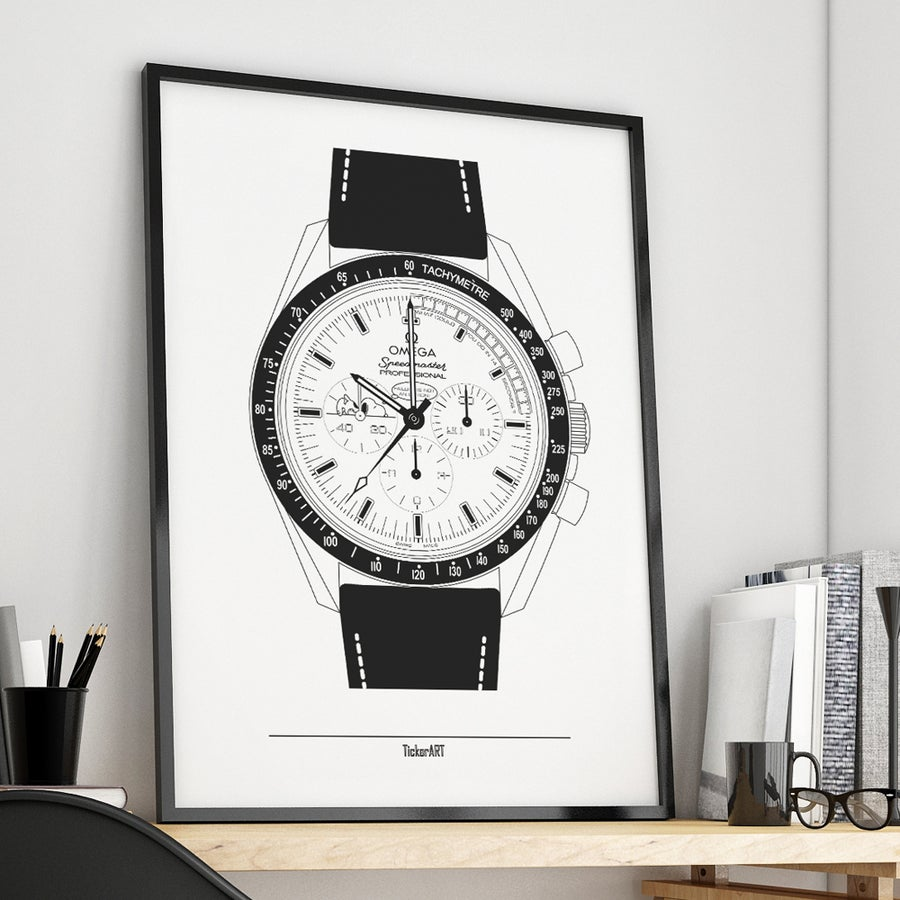 Image of SNOOPY SPEEDMASTER