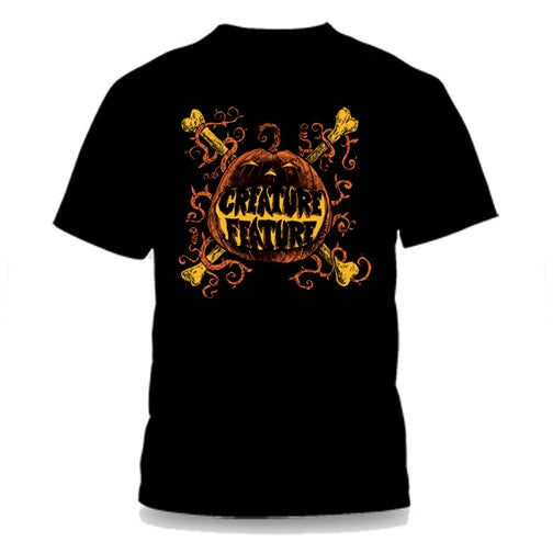Image of Jack O' Lantern & Crossbones T-Shirt!