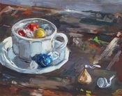 Image of Cups and Candy