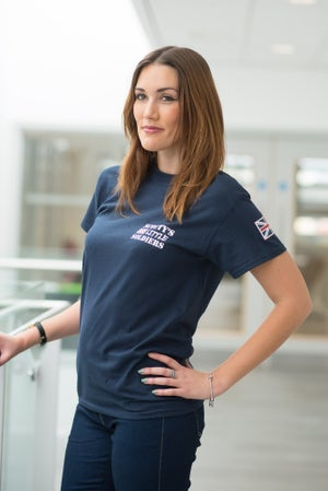 Image of Adult Union T-Shirt - Navy