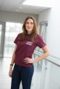 Image of Adults Union Para Maroon T-Shirt