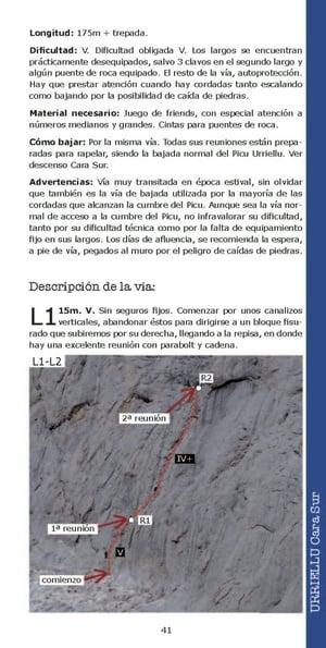 Image of Escalada Libre en el Picu Urriellu