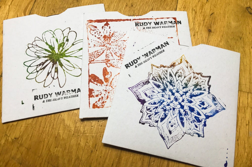 Image of All FOUR CD Package (RRP £20) Free Postage!