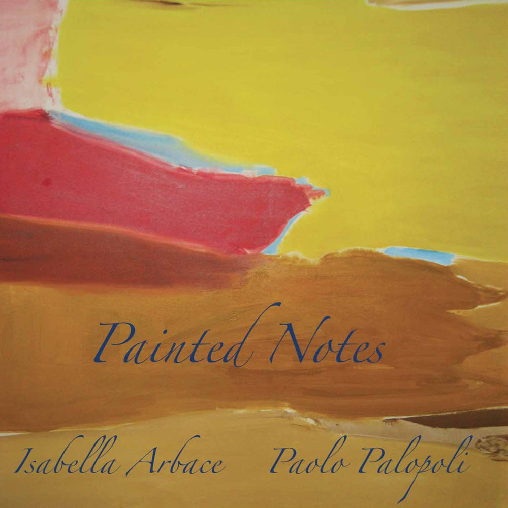 Image of Painted notes