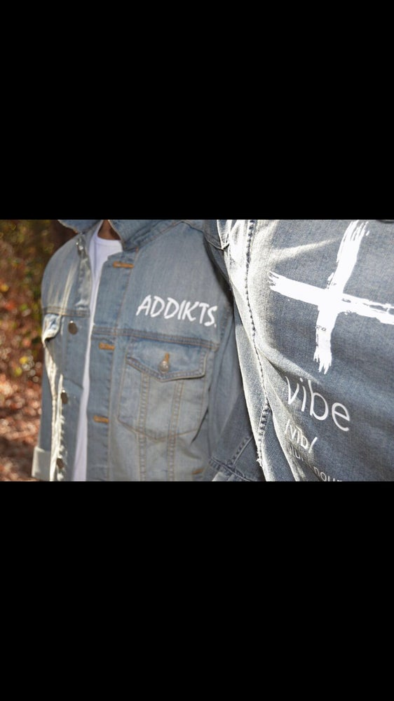 Image of ➕VIBES DENIM