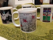 Image of Mug - Exxon Mobil - Season's Greetings
