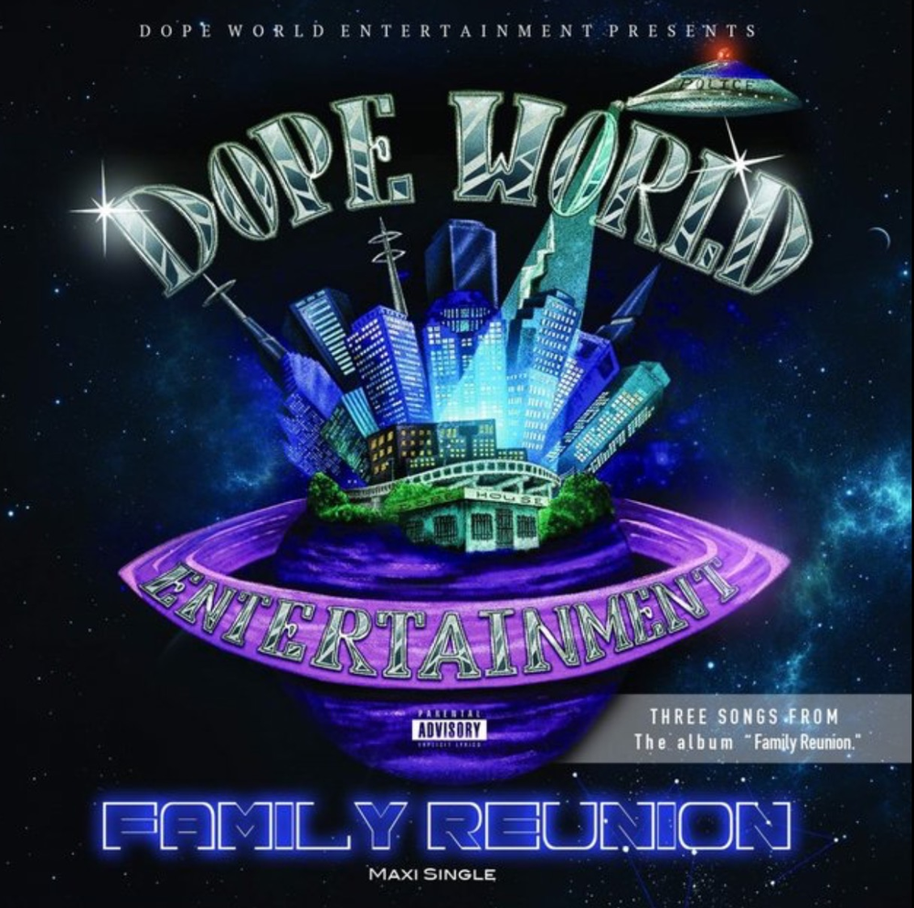 """Image of Dope World Presents """"Family Reunion"""" Mini EP"""
