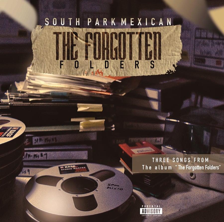 Image of The Forgotten Folders Mini EP