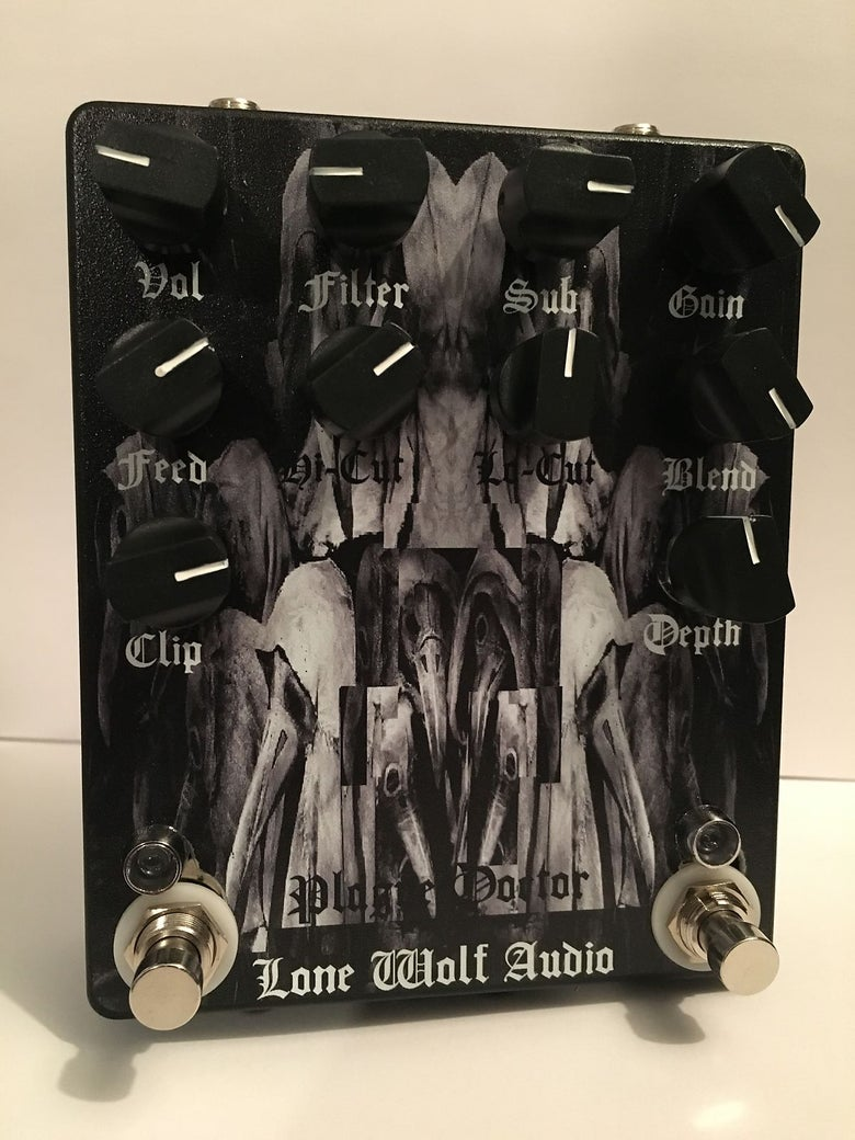 Image of Plague Doctor (LM308 DELUXE) pre order
