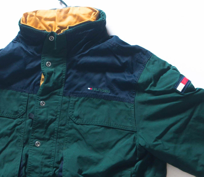 Vintage Tommy Hilfiger Jacket | The Retro Vault