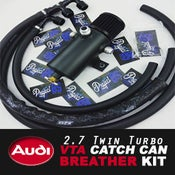 Image of PROJECT:B5 - AUDI 2.7TT VTA Catch Can Kit