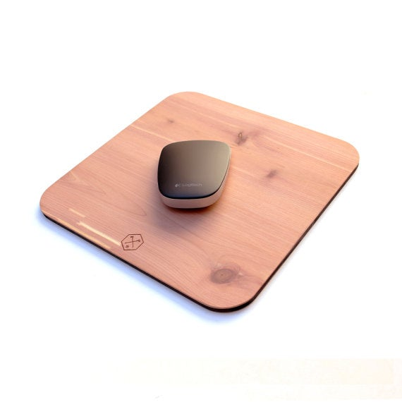 Image of TIMBER Wood Mousepad