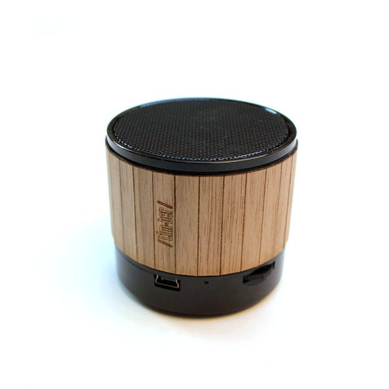 Image of TIMBER Wood Skin Bluetooth Speaker