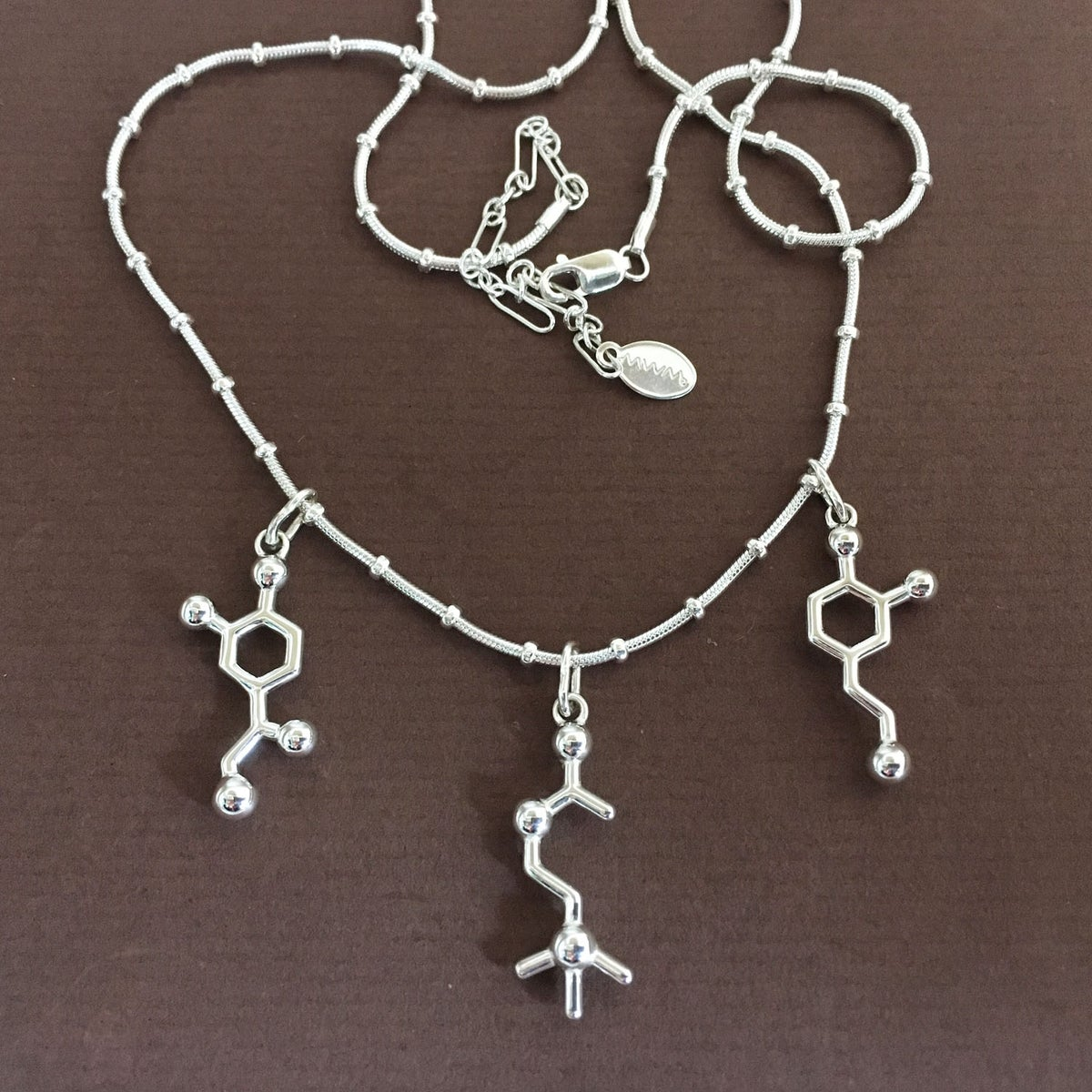 Image of focus necklace