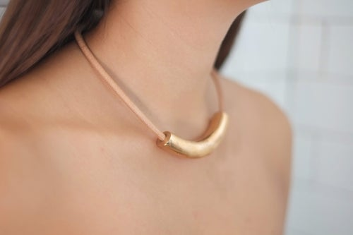 Image of arch necklace