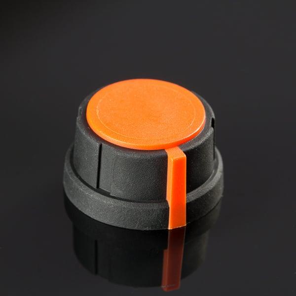 Image of Large flat knob