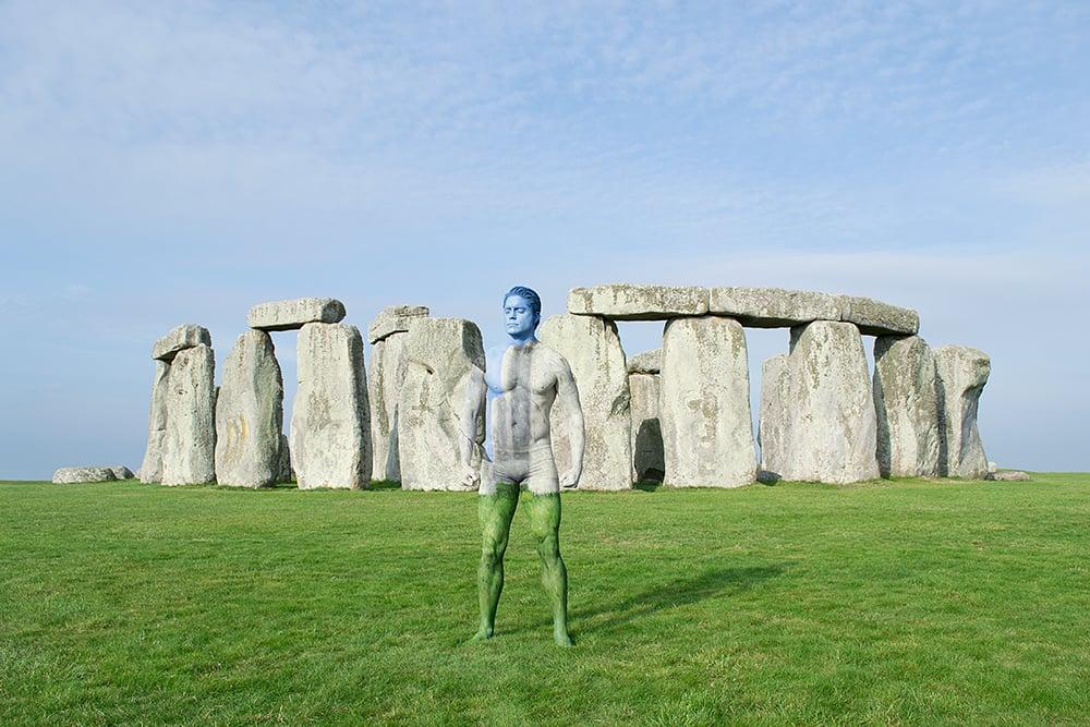 Image of Stonehenge