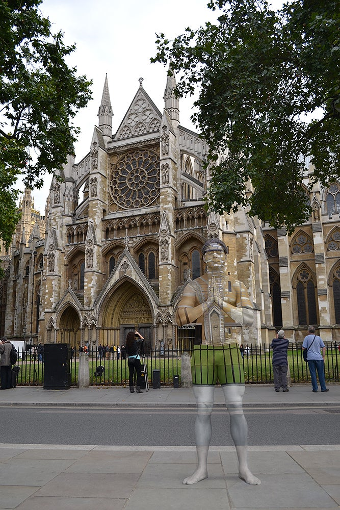 Image of Westminister Abbey
