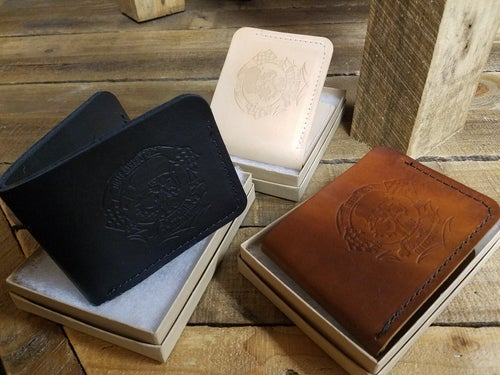 Image of Alley Cat Socal Leather Wallet