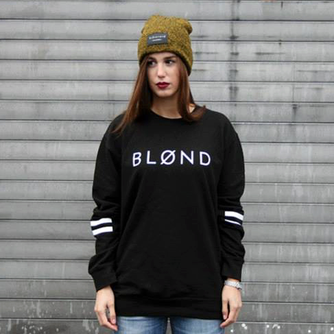Image of B L D crewneck