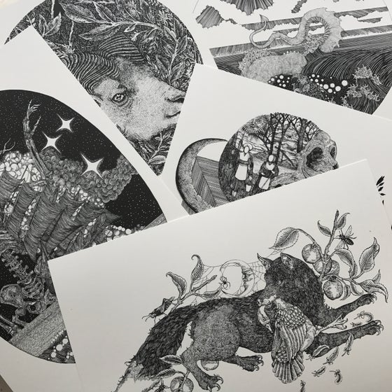 Image of Mini prints collection 2