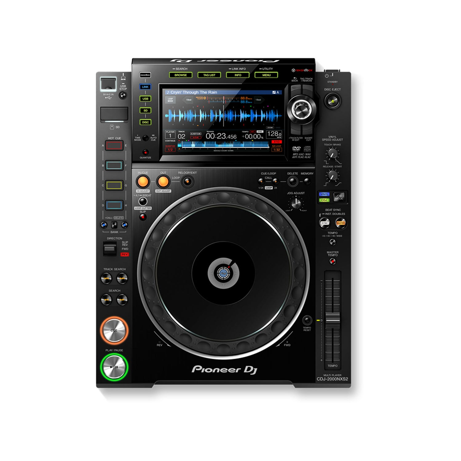 Image of Pioneer CDJ 2000 nexus 2