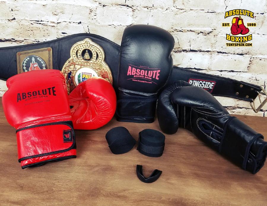 Boxing Training Shop — Home