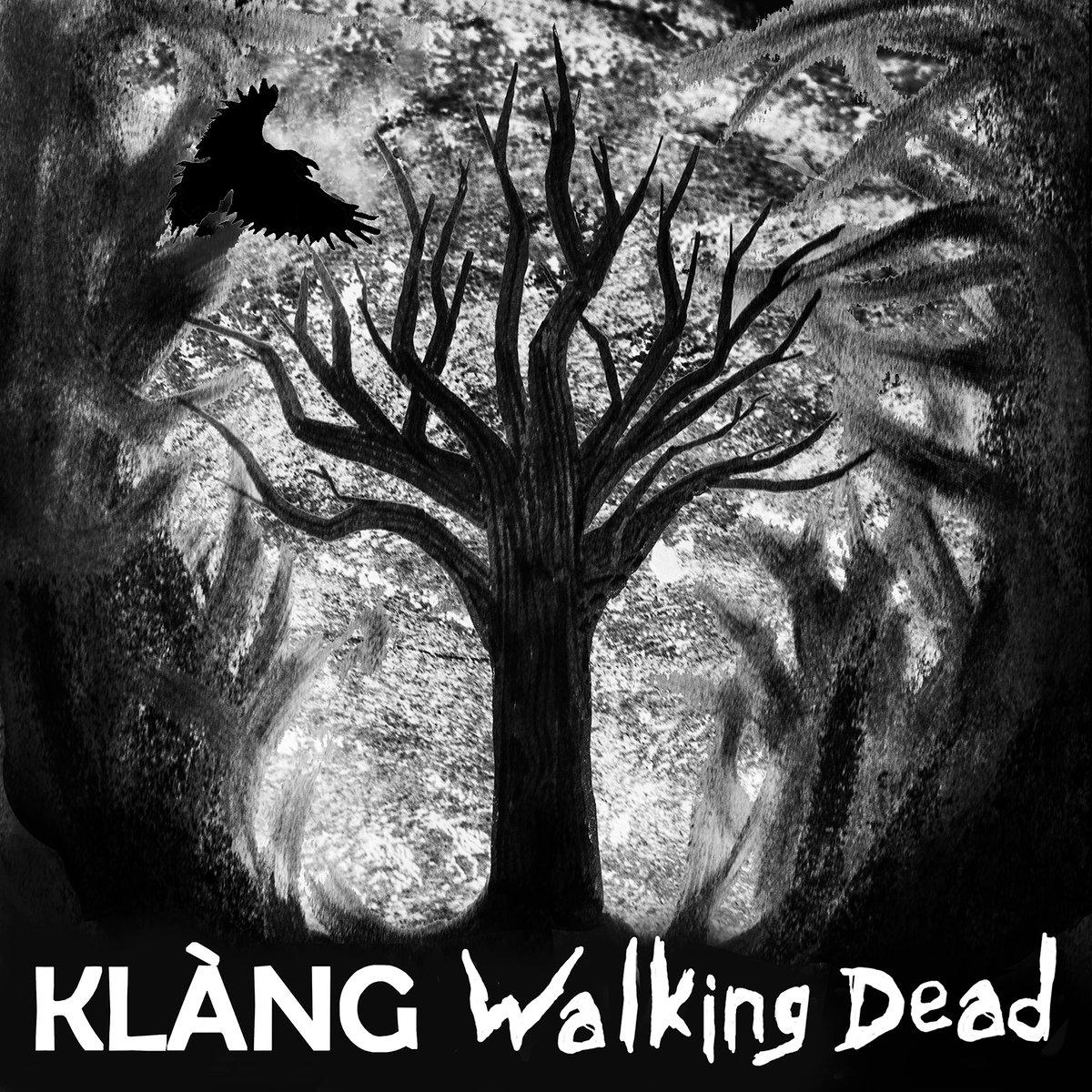 "Image of CD KLÀNG ""Walking Dead"""