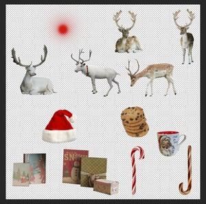 Image of Santa Set