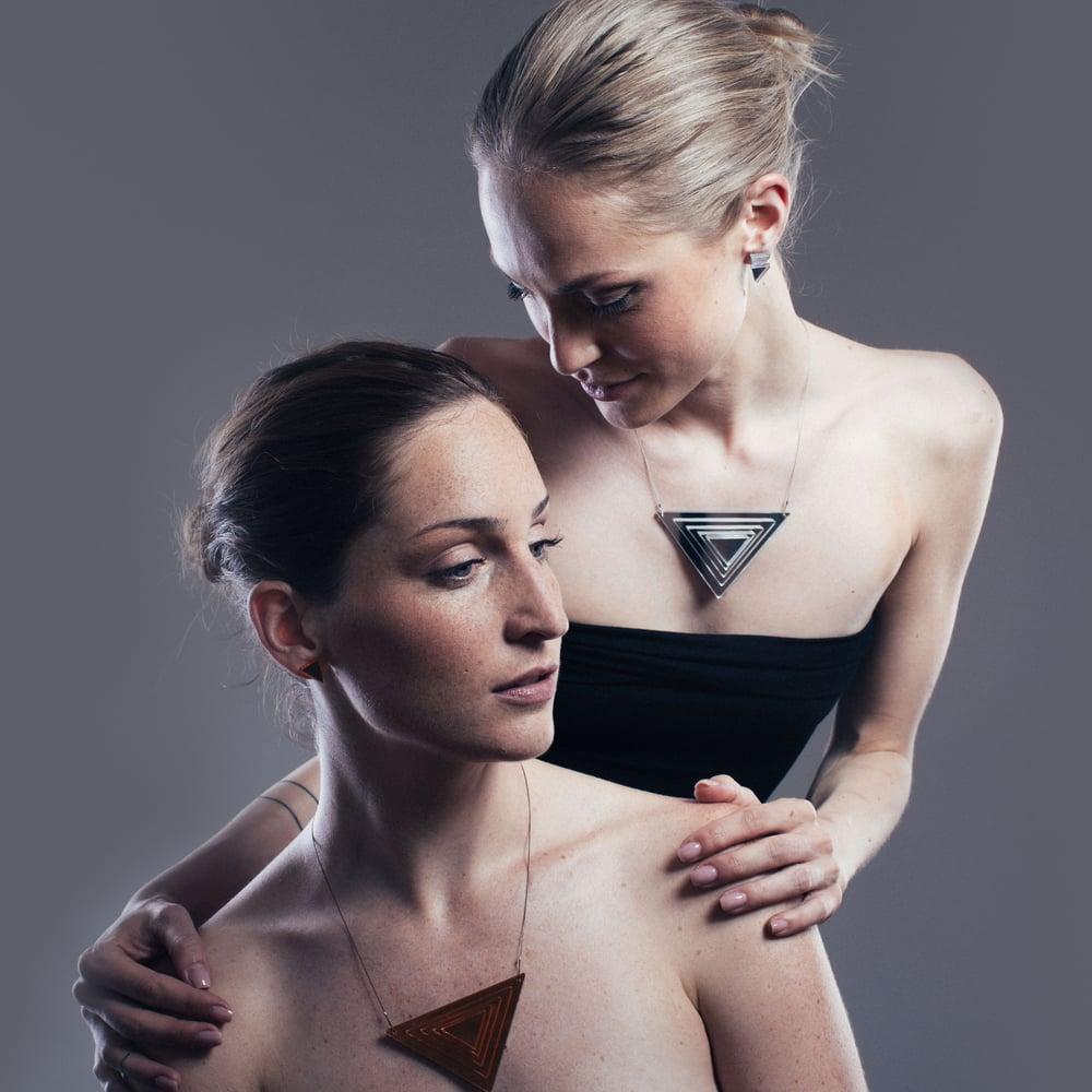 Image of Náhrdelník / Necklace Iris