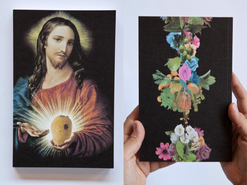 Image of Sacred Mango Notebook