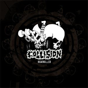 "Image of Collision ""Roadkiller"" CD"