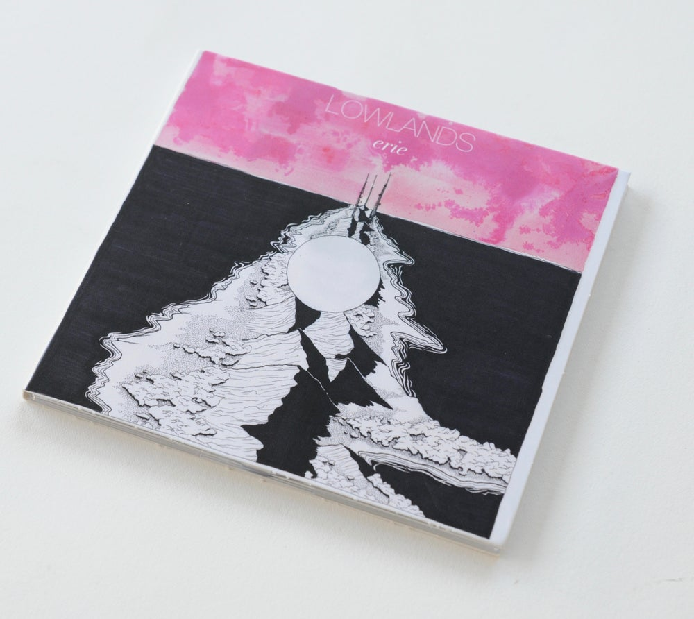 Image of LOWLANDS - ERIE CD
