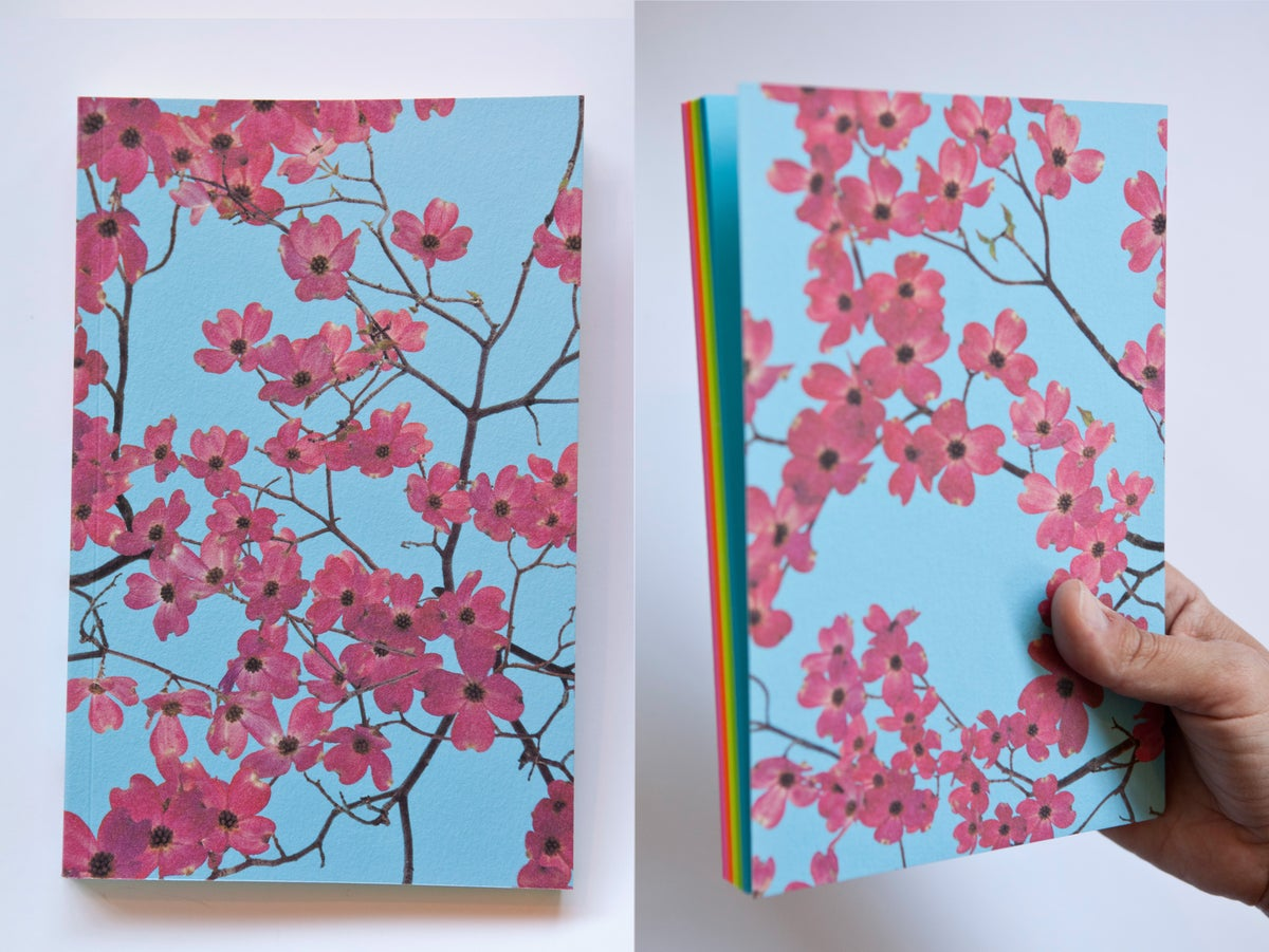 Image of Dogwood Notebook
