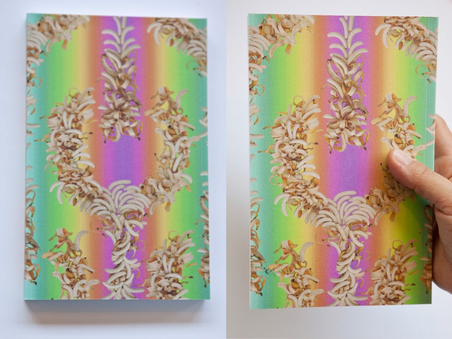 Image of Banana Rainbow Notebook