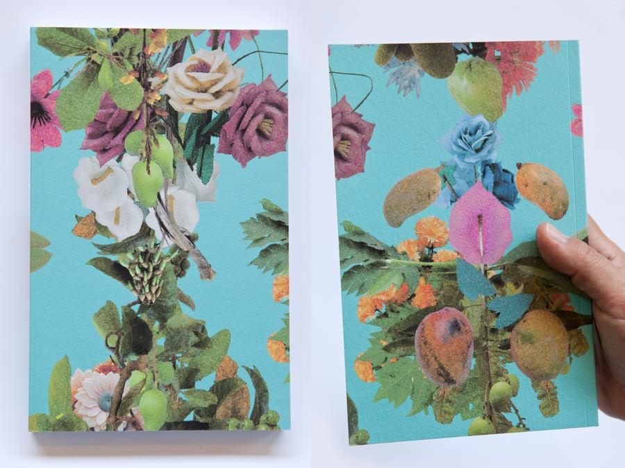 Image of Puerto Vallarta Wallpaper Notebook