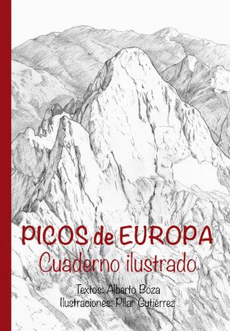 Image of Picos de Europa Cuaderno Ilustrado.