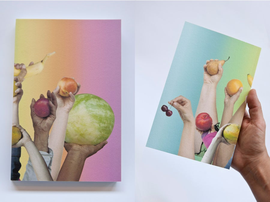 Image of Fallen Fruit Notebook