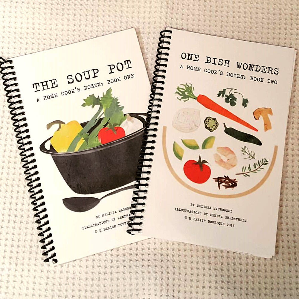 Image of Two Cookbook Deal