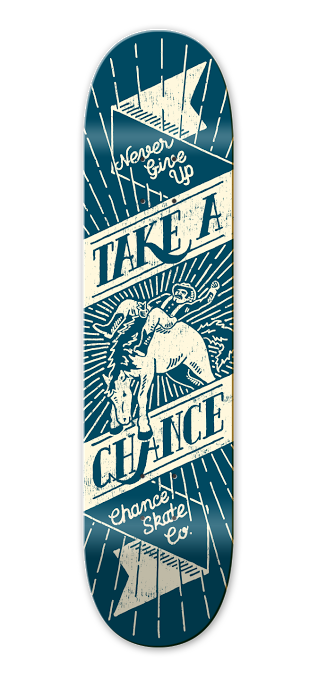 Image of CHANCE - TAKE A CHANCE- RODEO
