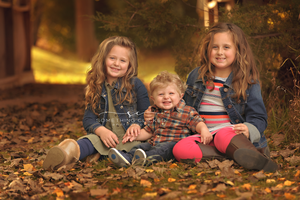Image of Child/Family Session