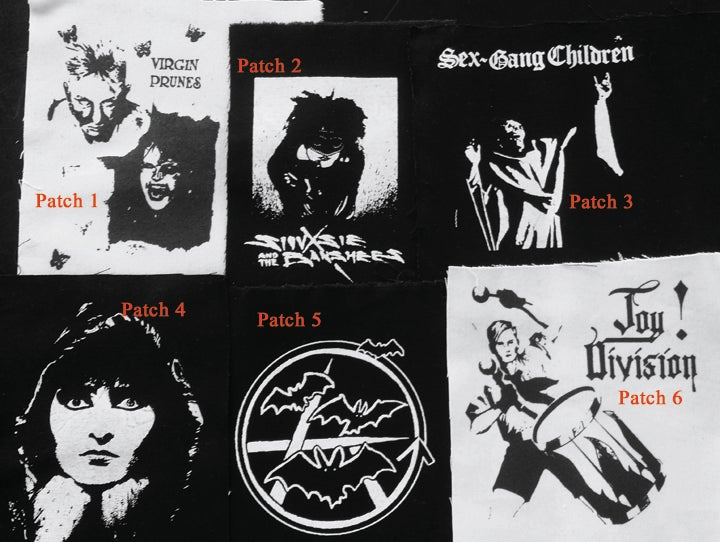 Image of Patches / Patches Lot 2