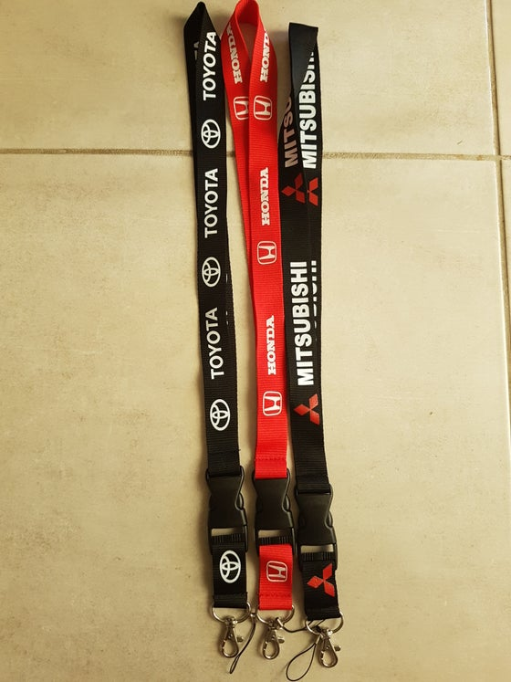 Image of $5 lanyards!