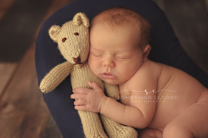 Image of Full Newborn Session