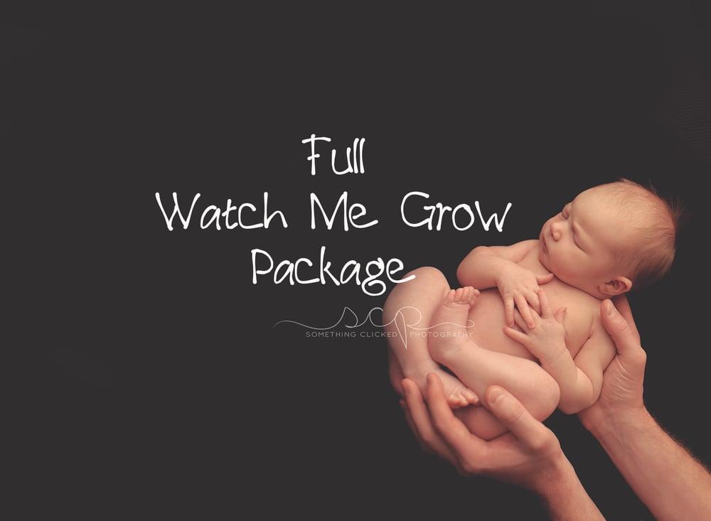 Image of Full Watch Me Grow Package